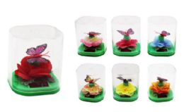 36 Units of Floating Butterfly Sunny Jiggler - Summer Toys