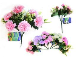 96 of Carnations Flower Bouquet