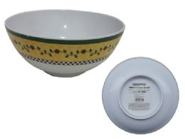 "48 Units of Mela Bowl 7"" - Plastic Bowls and Plates"