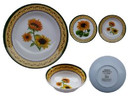 "48 Units of Mela Bowl 8"" - Plastic Bowls and Plates"