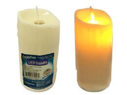 144 Bulk Led Flameless Flickering Candle