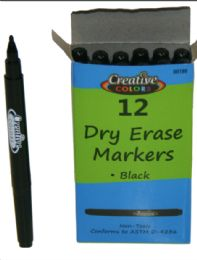 288 Wholesale Dry Erase Markers