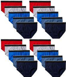 20 of Gildan Mens Briefs, Assorted Colors Size 2XL