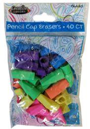 24 Wholesale 40 Pencil Caps
