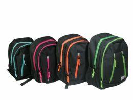 "12 Units of Premium Backpack 17 Inch - Backpacks 17"""