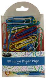 96 Wholesale Paper Clips