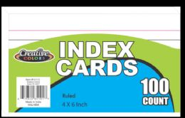 72 Wholesale Index Cards