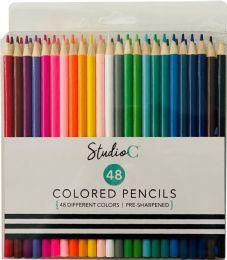 36 Units of Colored Pencils - Arts & Crafts