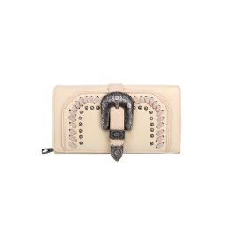 5 Wholesale Montana West Buckle Collection Wallet