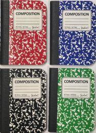 48 Wholesale Mini Composition Book