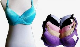 72 of Solid Color Bra