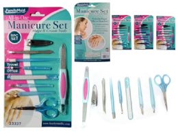 144 Bulk Manicure Set