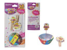 288 Units of Cupcake Set - Baking Supplies