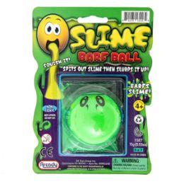 72 Units of Slime Barf Ball - Slime & Squishees