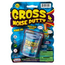72 Units of Gross Noise Putty - Slime & Squishees