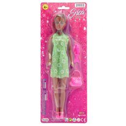 36 Units of Erica Doll - 3 Piece Set - Dolls