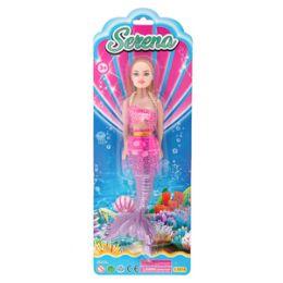 36 Units of Serena Mermaid Doll - Dolls
