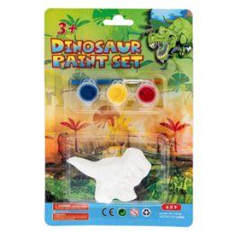 36 of Dinosaur Paint Set - 3 Piece Set