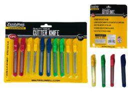 96 Bulk Cutter Knife 10pc