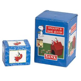 48 Units of Snoopy & Dog House Bank - Coin Holders & Banks