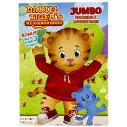 24 Units of Coloring Book Daniel Tiger - Coloring & Activity Books