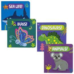 48 Bulk Board Book Asstd Animals