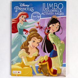 24 Units of Coloring Book Disney Princess - Coloring & Activity Books