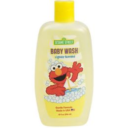 12 Units of Baby Wash Seasame Street - Baby Care