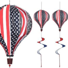 20 Units of Air Balloon Americana Small Stars - Summer Toys
