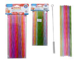 144 Units of Straws - Straws and Stirrers