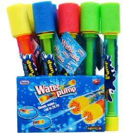 144 Units of CLEAR WATER PUMP - Water Guns