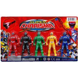 72 of POWER ACTION FIGURES