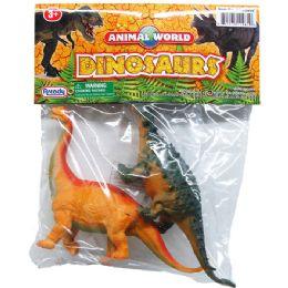 48 Units of PLASTIC DINOSAURS - Animals & Reptiles