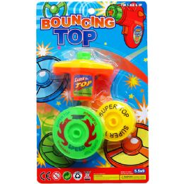 """72 Units of 2.5"""" W/U SHOOTER W/ 2PC TOPS - Summer Toys"""