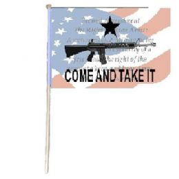72 of Flag COME AND TAKE IT
