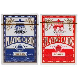144 of Single Deck Playing Cards
