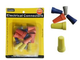 96 of 15 PC Electrical Connectors