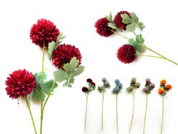 96 Units of Flower 3flo - Artificial Flowers