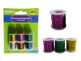96 of 6PC Craft Beading Wire