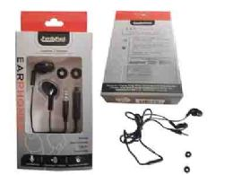 144 Units of Earphones With Microphone - Brushes