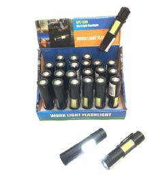 72 Units of Metal Clip Light - Flash Lights