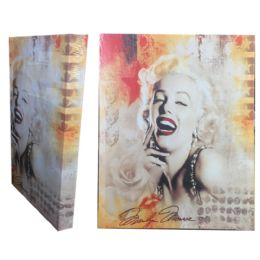 12 Units of Monroe Canvas Picture Wall Art - Wall Decor