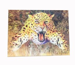 48 Units of Leopord Canvas Picture - Wall Decor