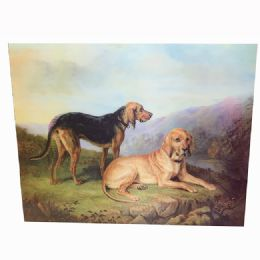 48 Units of Great Dane Canvas Picture - Wall Decor