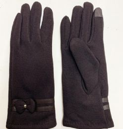 24 Units of Women Gloves With Touch Screen - Conductive Texting Gloves