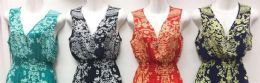 24 of Lady's Summer Dress Assorted Color And Size