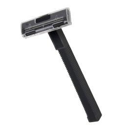 100 Units of Twin Blade Razor With Cap - Shaving Razors