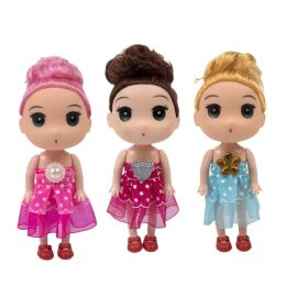 50 Units of Baby Face Doll - 3 Variants - Girls Toys