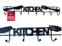 24 Units of Kitchen Multipurpose Hooks - Hooks