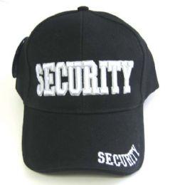 36 Bulk Security Ball Cap